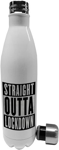 750ml Straight Outta Lockdown